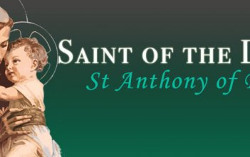 Saint of the Day: Anthony of Padua