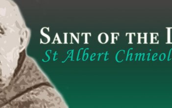 Saint of the Day - St Albert Chmieolowski