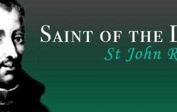 Saint of the Day - John Regis