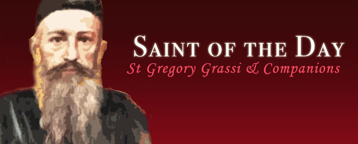 St Gregory Grassi and Companions