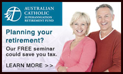 Australian Catholic Superannuation Retirement Seminars