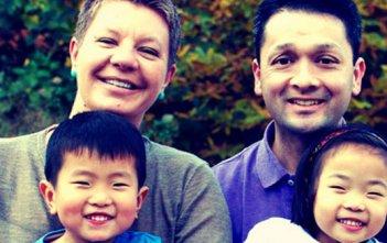 Owen Vyner's family