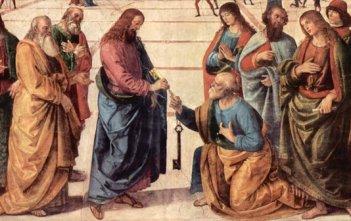 St Peter Keys