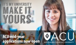 "Australian Catholic University Midyear entry"" /></a>