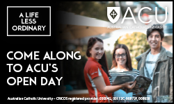 "Australian Catholic University Open Day 2014"" /></a>