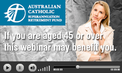 Australian Catholic Superannuation Retirement Webinar /></a>