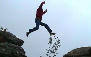leap jump faith