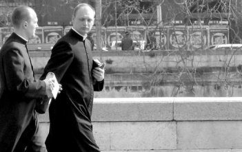 priests cassocks priesthood