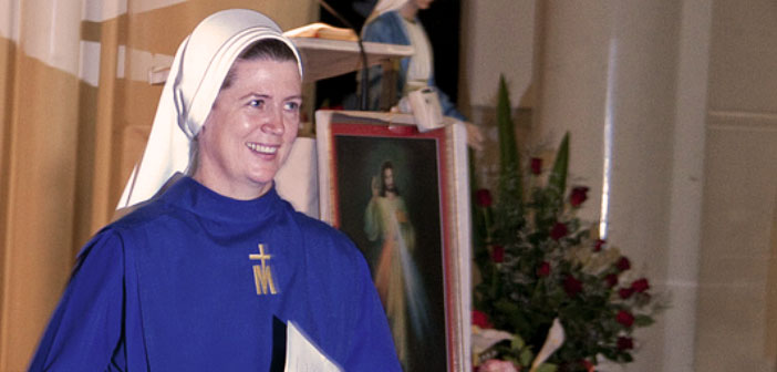 MOTHER MARY THERESE