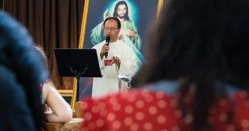 Fr Albert Wasniowski Immaculata Mission School