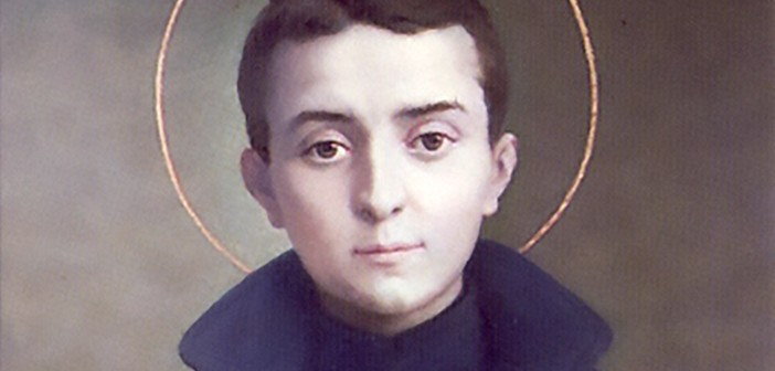 St Gabriel of Our Lady of Sorrows