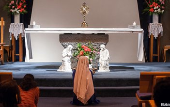 Eucharist Immaculata