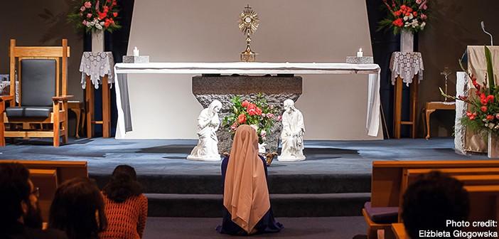 The Eucharist and Healing