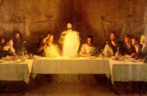 The Last Supper by Pascal Dagnan-Bouver