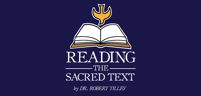 Reading the Sacred Text Logo