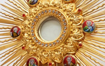 Eucharist Monstrance