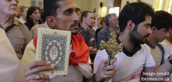 The Plight of Middle Eastern Christians