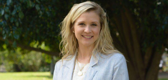Sarah Swafford (Emotional Virtue Ministries) at Macquarie University