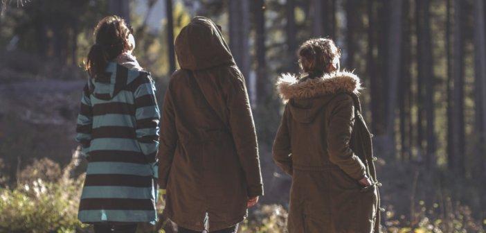 Women in Forest