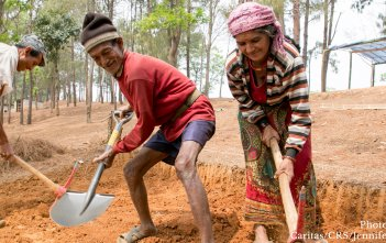 Caritas Work in Nepal