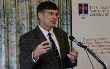Dr Benno Zuiddam at the Dawson Colloquium 2016
