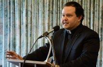 Fr Mark Podesta at the Dawson Colloquium 2016