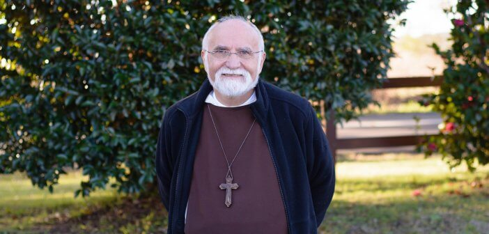 Fr Jacques Philippe at Mt Schoenstatt Mulgoa