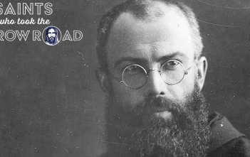 Saints who took the Narrow Road - St Maximilian Kolbe