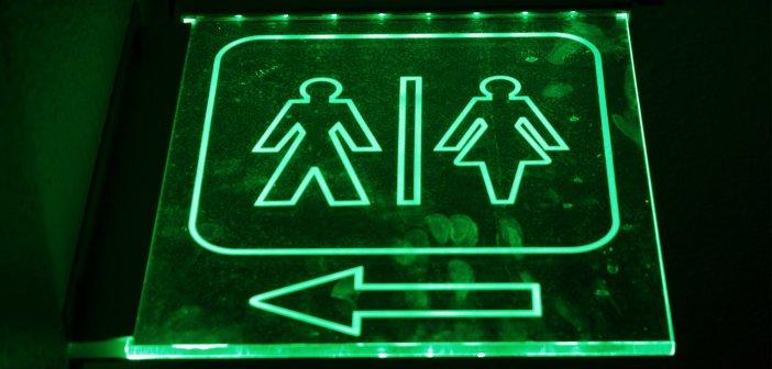 Gender Bathroom Signs