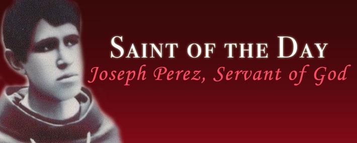 Joseph Perez - servant of God
