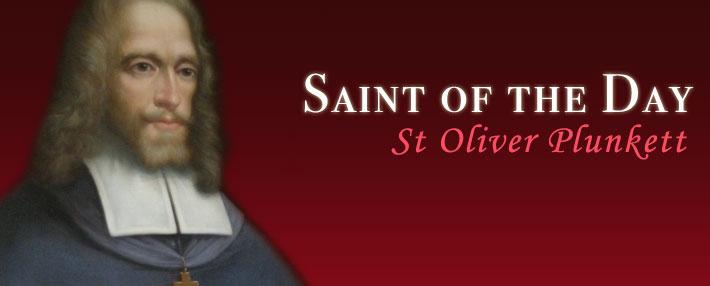 St Oliver Plunkett