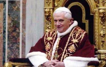 Pope Emeritus Benedict XVI 2