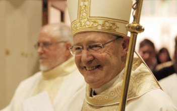 Abp Julian Porteous Installation