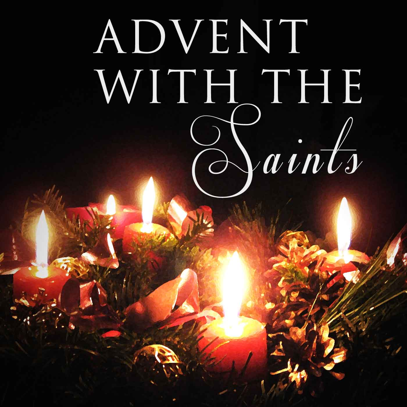 Advent with the Saints – Cradio