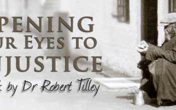 Opening Our Eyes to Injustice