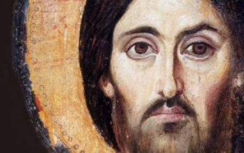 Pantocrator Icon Jesus Christ Human Divine