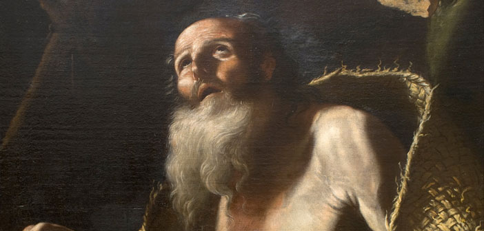 St Paul the First Hermit
