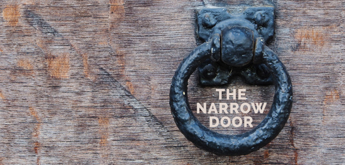 The Narrow Door Teachers Students and Salvation : narrow door - pezcame.com