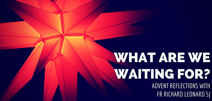 What are we waiting for?