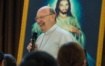 Archbishop Julian Porteous IMS2015