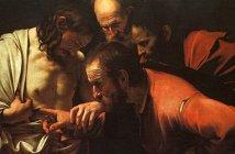 Caravaggio St Thomas