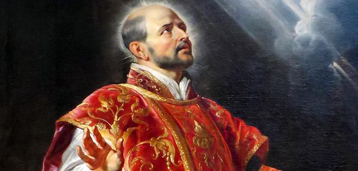 St Ignatius of Layola