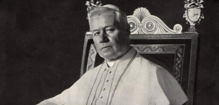 Pope St Pius X