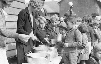 Soup Kitchen Children