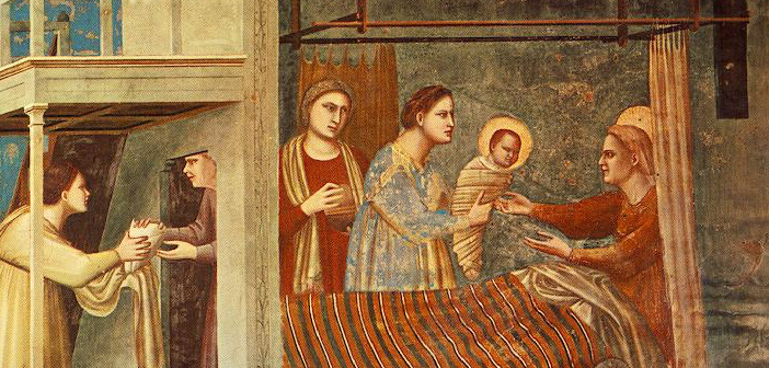 Nativity of the Blessed Virgin Mary