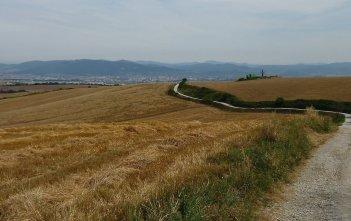 Camino de Santiago Country Path