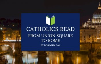 Catholics Read From Union Square to Rome