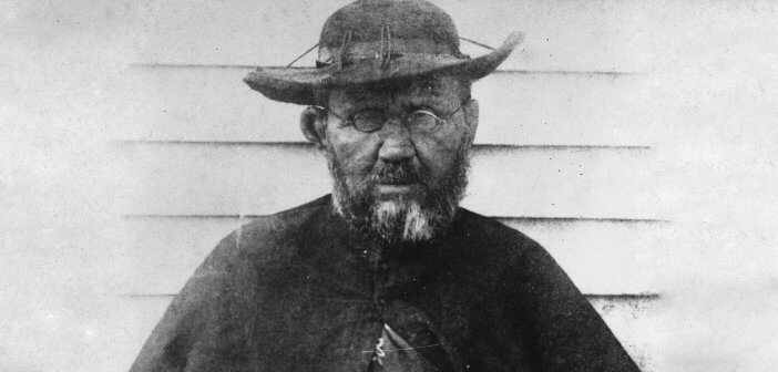 St Damien of Molokai Photograph by William Brigham