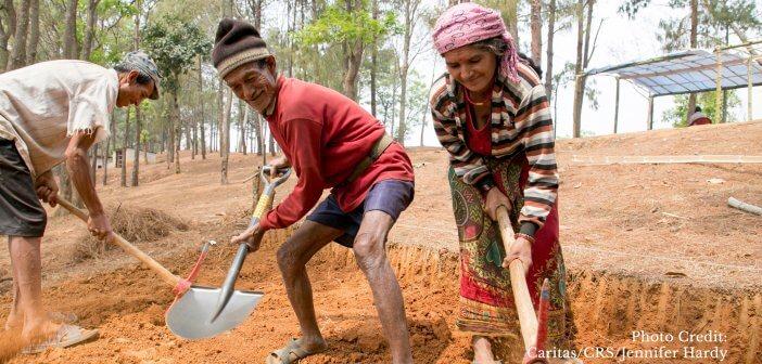Caritas Work in Nepal