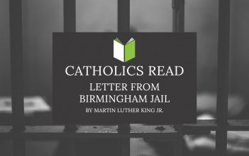 Catholics Read Letter From Birmingham Jail